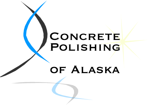 concrete polishing and artistic staining of alaska